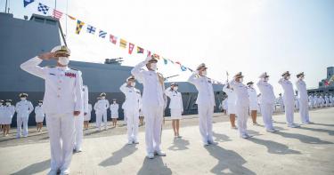 風暴擴大!政戰學院「停課2周」緊急消毒 海軍官校也跟進