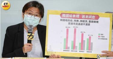 逾五成同意罷免市長 韓國瑜強調「尊重」