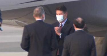 美國國務次卿克拉奇搭專機傍晚抵台 41年來美國務院訪台最高層級官員