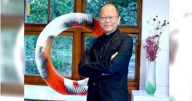 人生勝利組張毅!當編劇導演都獲金獎 為愛創琉璃工坊成「亞洲玻璃之父」