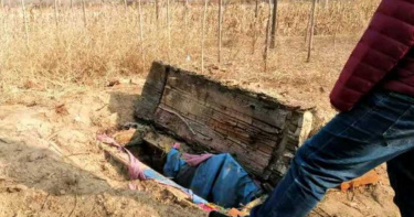 媳婦過世12年遭盜墓!娘家賣屍冥婚秒賺34萬 「棺材放蘿蔔」公公崩潰