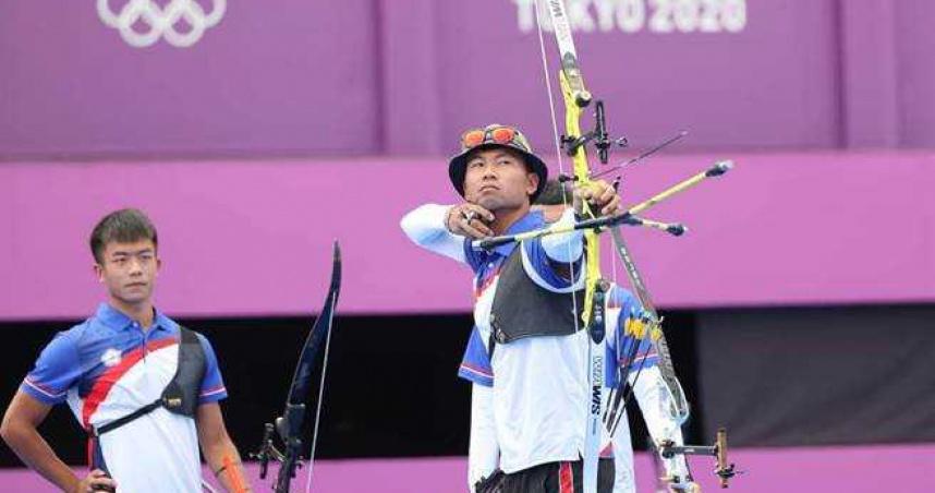 男子代表隊射下奧運銀牌 蔡英文道賀繼續加油