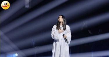 徐佳瑩挺「北流」7月孕肚照開唱 憂後續看漲身材暴肥