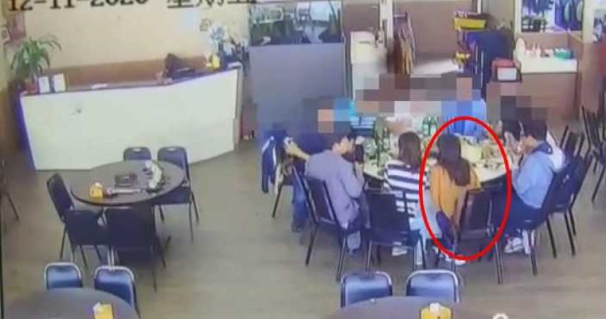 嚇死人!妙齡女菲律賓返台趴趴走與友吃鍋 確診染疫同桌共餐全隔離