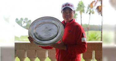 高球女將錢珮芸奪冠!美次巡賽事唯一台灣選手 低於標準桿14桿球技過人
