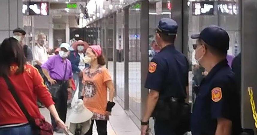 獨家/台北捷運警返家探親 突感不適人昏倒宣告不治