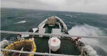 大陸漁船澎湖海域觸礁 兩岸啟動共同救援機制
