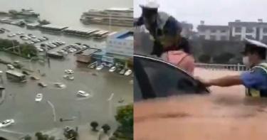 陸官方認了!三峽大壩偷洩洪釀災 各地頻傳多人觸電身亡