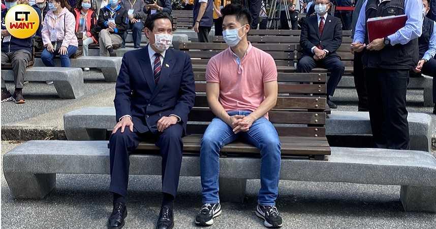 台北市長選舉打「冷戰」!馬英九頻加持蔣萬安 黃珊珊不急著請宋楚瑜別苗頭