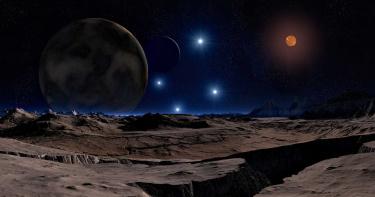 下硫酸、下乾冰!九大行星氣候迥異 海王星上下的雨是「鑽石」
