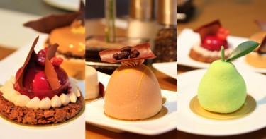 法國國寶級甜點大師來台! 6款栗子、3款文旦甜點快閃1個月