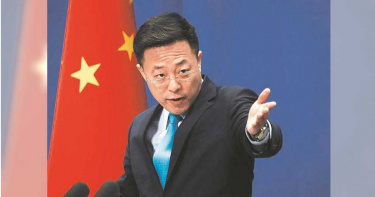 外交部發言人不滅火還專門炎上 陸不認引戰稱「有態度的防禦」