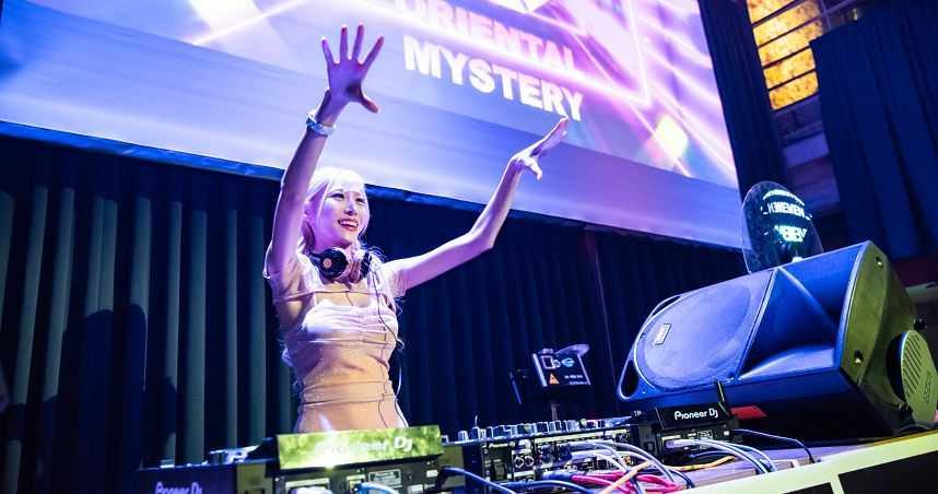 《東方神秘音樂祭》打造高規格派對文化