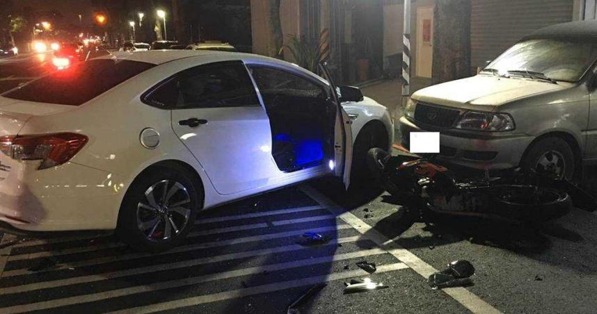 不熟路況駕車迴轉未注意 19歲機車騎士遭撞死