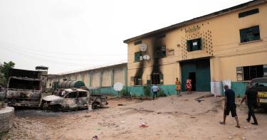 奈及利亞監獄遭「武裝份子炸藥襲擊」! 1844囚犯趁亂脫逃