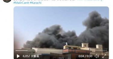 巴基斯坦A320客機「衝入住宅區」 機上107人全數罹難