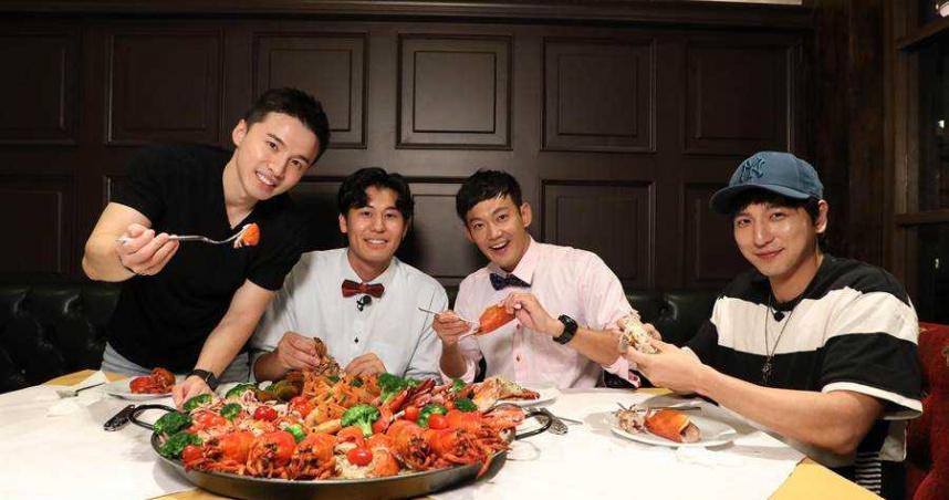 男團《食尚》大集合    風田威廉阿緯小煜組「Special Lollipop」