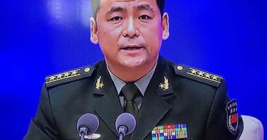 柯拉克訪台 陸國防部:今起在台海實戰演練