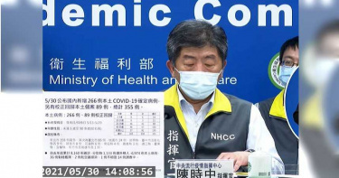 彰化確診個案增9例 葉彥伯:病發前3天就有傳染力