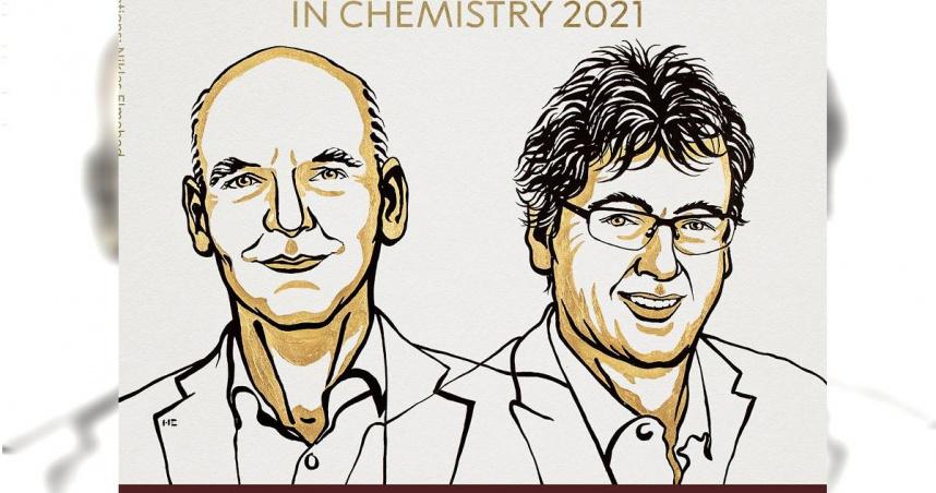 諾貝爾化學獎揭曉 英德2學者共享殊榮