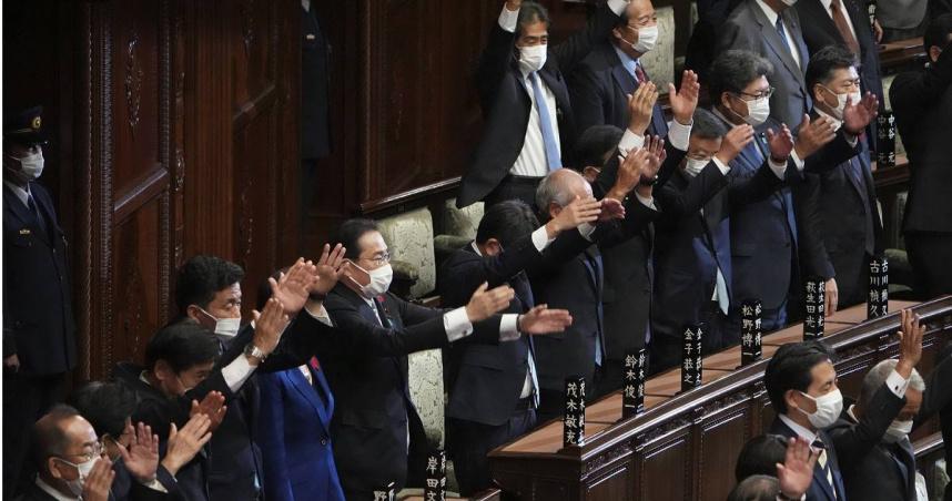 日本今宣布解散眾議院 「本月31日迎國政大選」創戰後最短紀錄