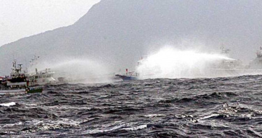 旺董蔡衍明曾義助宜蘭漁民 成就台灣近年最大規模的漁民保釣行動