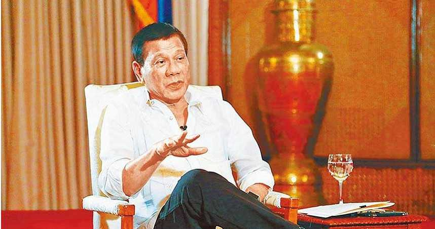 菲律賓新冠疫情居東南亞之冠 杜特蒂盼兩國供應疫苗