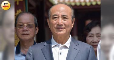 總統大選將至 王金平:親民黨不推薦就休息