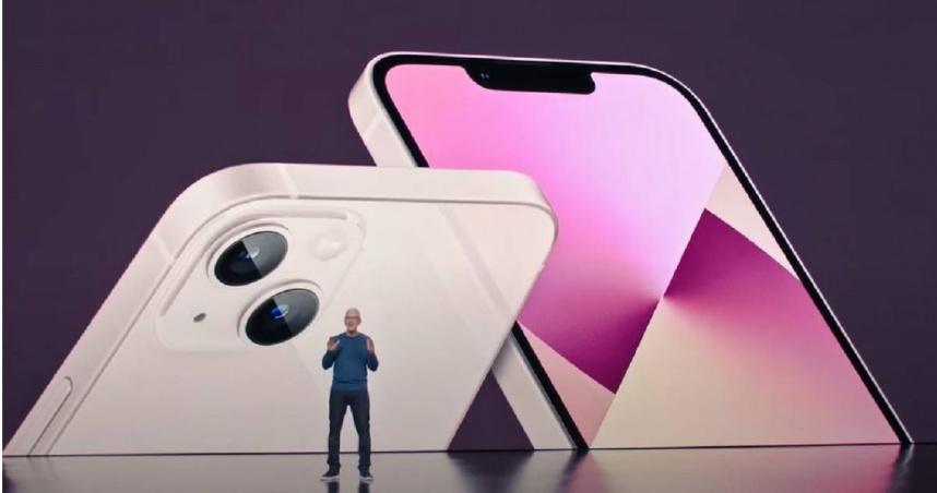 蘋果甜不甜1/8500萬支iPhone 13 要擦亮蘋果股價先蹲後跳