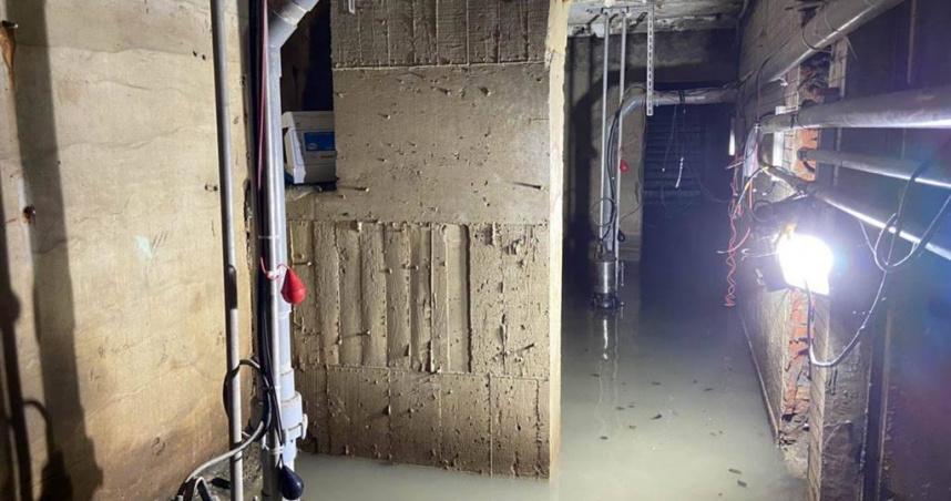 極端氣候屢釀災 北市廢棄地下道改造成滯洪池