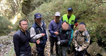 7人團畢祿羊頭山縱走!29歲女山友失聯 遺體找到了