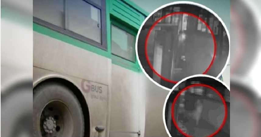 車門夾外套衣角 女遭公車拖行20公尺慘死