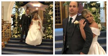 英國防疫再升級! 準夫妻凍未條大搞「得來速婚禮」:2小時搞定