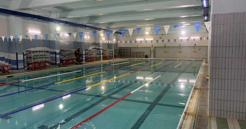台南YMCA會館泳池集體中毒 12小孩3大人送醫