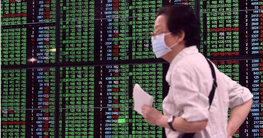 三大法人賣超268億 台股一片鐵青 苦守15,800