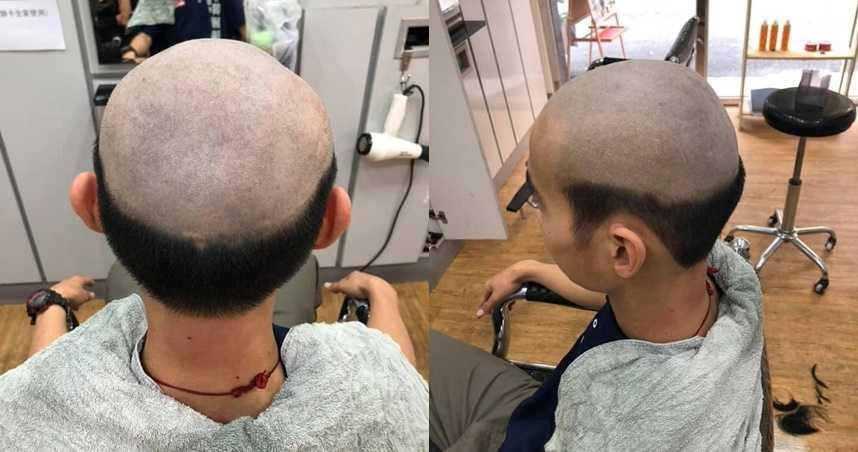 母怕孩子亂出門帶他「剪髮」 設計師剃「國瑜頭」、孩子哭爆:不出門了