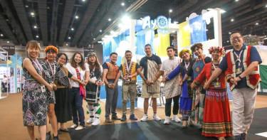 【原民文化情報】「泰國曼谷國際家飾禮品展」展示原住民族生活風格 贏得亮麗佳績