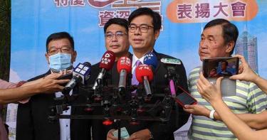 被阿扁點名可能是綠未來總統接班梯隊隊員 陳其邁這樣說