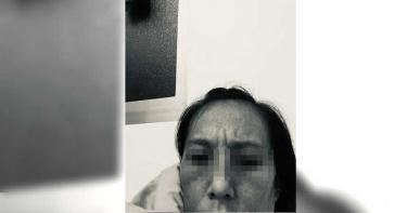 手機多出陌生自拍照 長髮女「全黑瞳孔」嚇翻網友