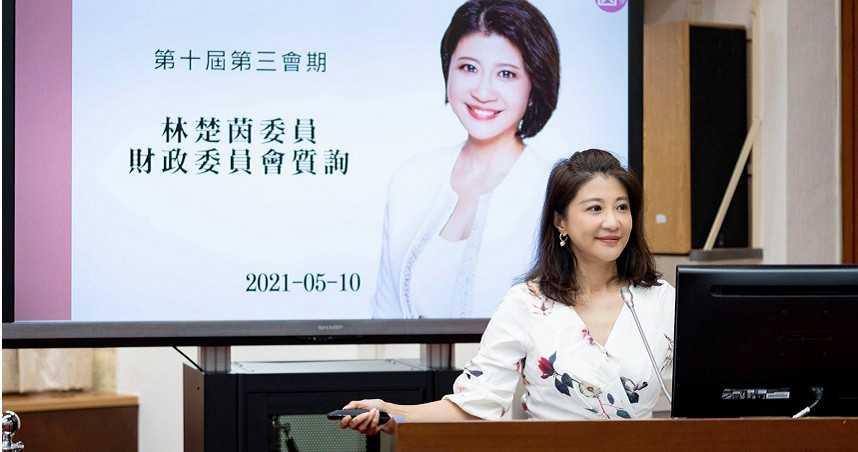 林楚茵澄清「法國香檳降稅案」 駐外代表吳志中:增進台法關係