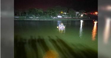 造橋龍昇湖游泳失蹤 搜救人員今早發現溺斃遺體