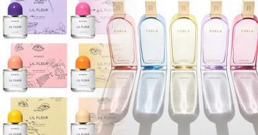 少女的夢幻逸品「馬卡龍香氛」!超美粉彩色系瓶身,擺在化妝台就像置身藝術博物館