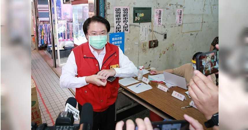 雙北四級警戒兵推 林右昌:封城未統一恐爆「逃亡潮」