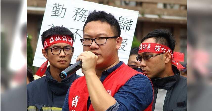 消防員抗疫苦1/台北市消防局政策數變 遭批把基層當猴子耍