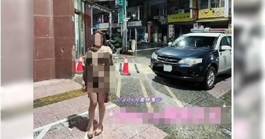 「調教女王」警局拍裸照引眾怒 PO哀戚文透露:我只是代罪羔羊