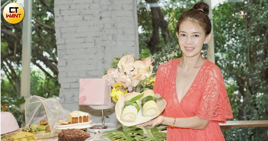 林美貞開甜點店 展開「新戀情」:我要為自己活