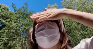 夏天悶熱 如何與口罩和平共處