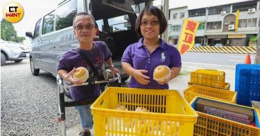 果攤小巨人4/侏儒女立志推廣台灣農產 「幫老農把水果賣出去」