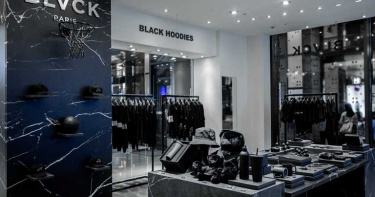 來自時尚潮流的闇黑力量!繼翻玩麥當勞、星巴克後 黑魂品牌BLVCK終於來台!