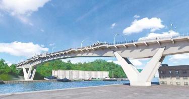 8.4億原地重建南方澳跨港大橋 2022年8月完工